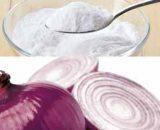 Cómo eliminar cucarachas con cebolla y bicarbonato de sodio